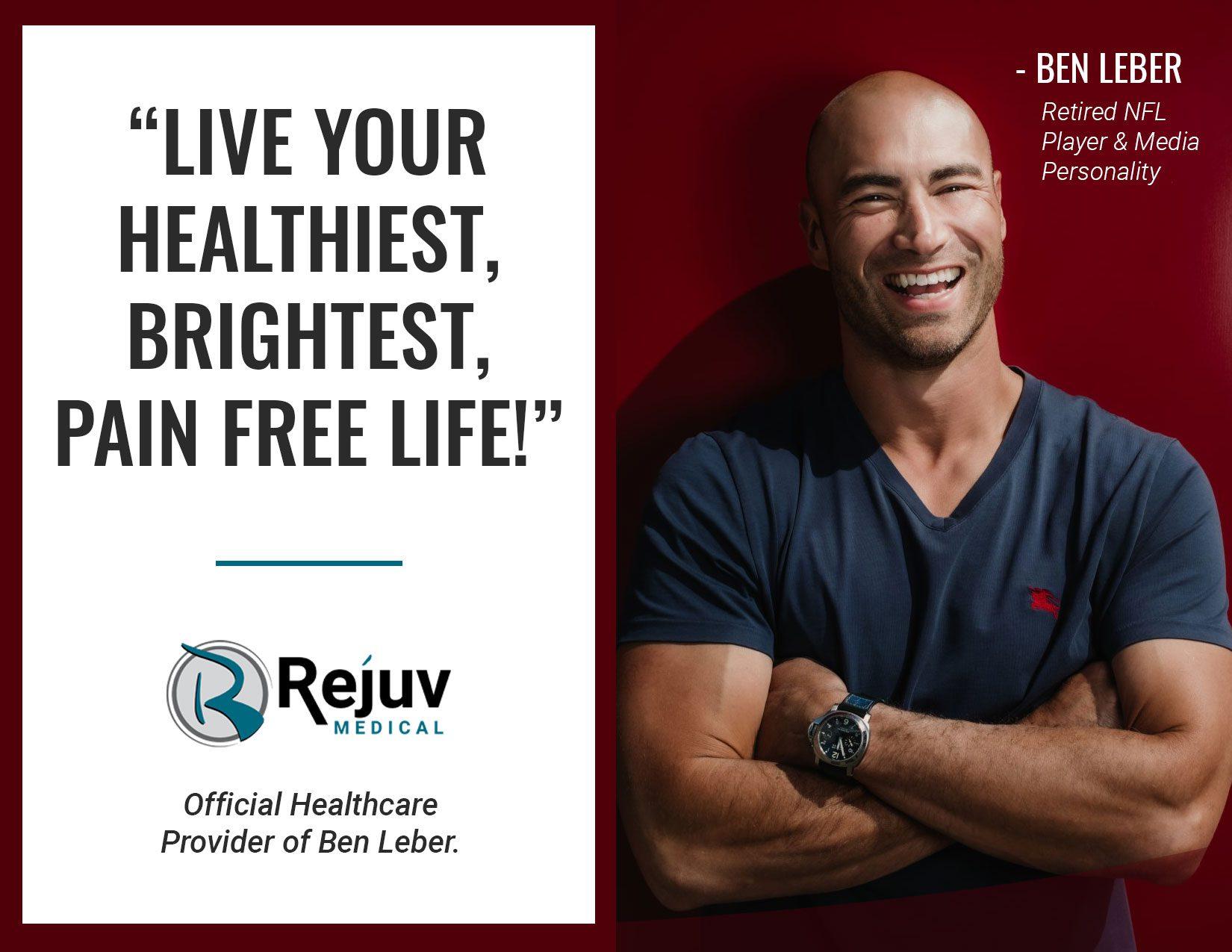 ben leber and rejuv medical